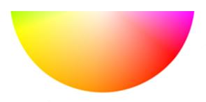 активные цвета