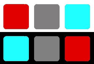комплиментарные цвета RGB