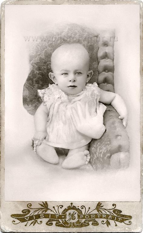 старые фотографии со спрятанными мамами