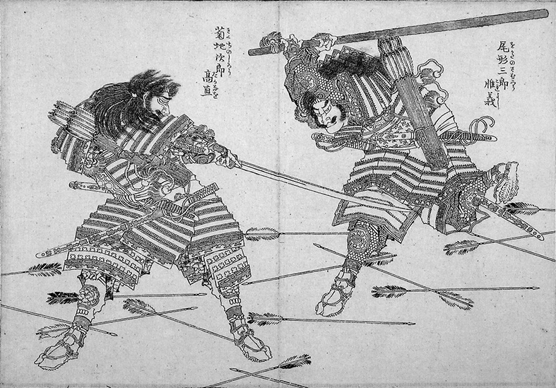 Японская гравюра, Кацусика Хокусай