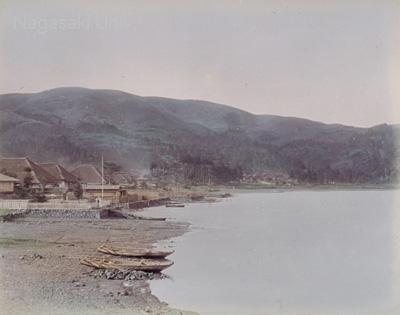 фото «Озеро Аши в Хаконе», Огава Казумаса