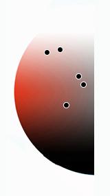 нюансная цветовая гамма