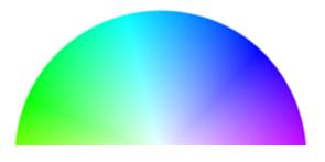 пассивные цвета