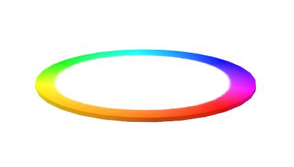 цвет и пространство