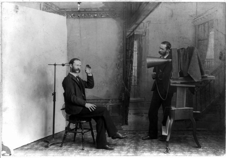 фотосъемка 19 века